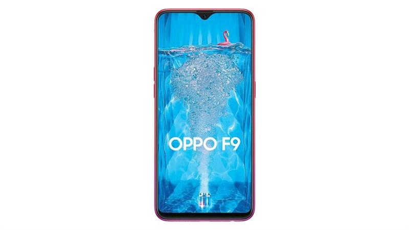 Màn hình OPPO F9