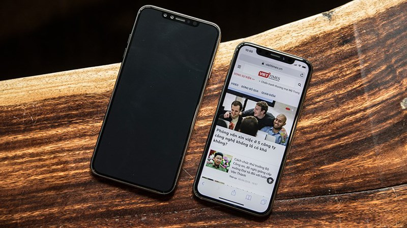 iPhone X đã tạo tiền lệ cho các hãng khác nâng giá smartphone cao cấp - ảnh 1
