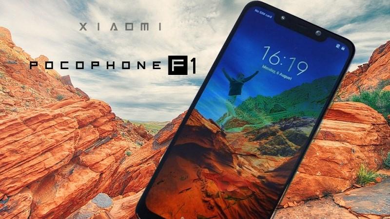 Xiaomi POCOPHONE F1 sẽ chính thức ra mắt tại Ấn Độ vào ngày 22/8
