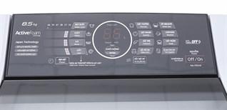 Hướng dẫn sử dụng bảng điều khiển dòng máy giặt Panasonic A4HRV