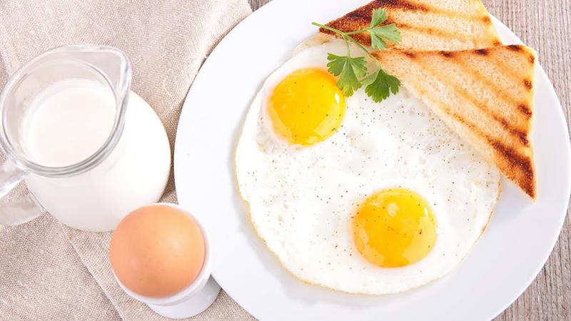 Bữa sáng là bữa ăn quan trọng nhất trong ngày