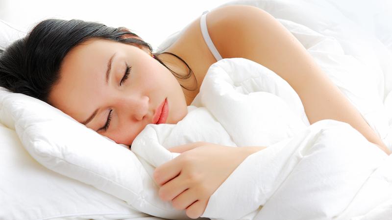 Nghĩ ngơi đầu đủ, đúng giấc giúp cơ thể khỏe mạnh