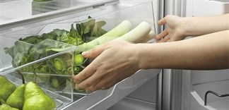 Những sai lầm khi bảo quản rau củ quả trong tủ lạnh