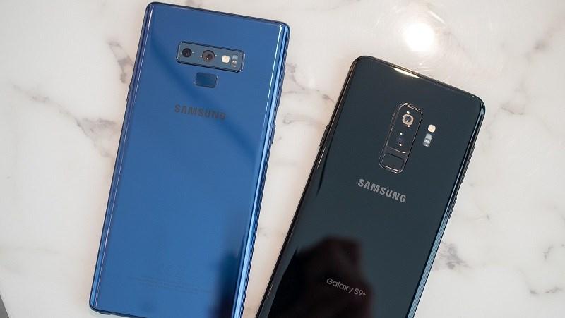 Hơn nhau vài triệu, Galaxy Note 9 hơn Galaxy S9+ ở điểm nào?