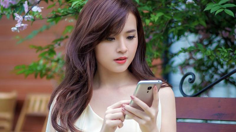 Người dùng smartphone