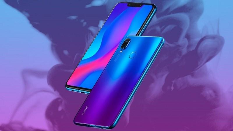 Huawei Nove 3i