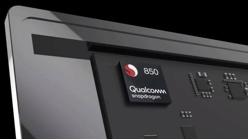 Laptop Lenovo dùng chip Snapdragon 850 xuất hiện trên GeekBench