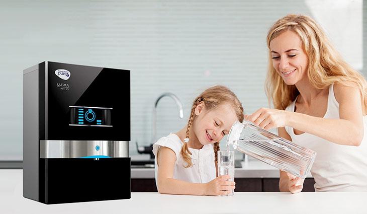 Vị trí lắp Hướng dẫn lắp đặt máy lọc nước Unilever Pureit Ultima RO + UV + MF 67370949