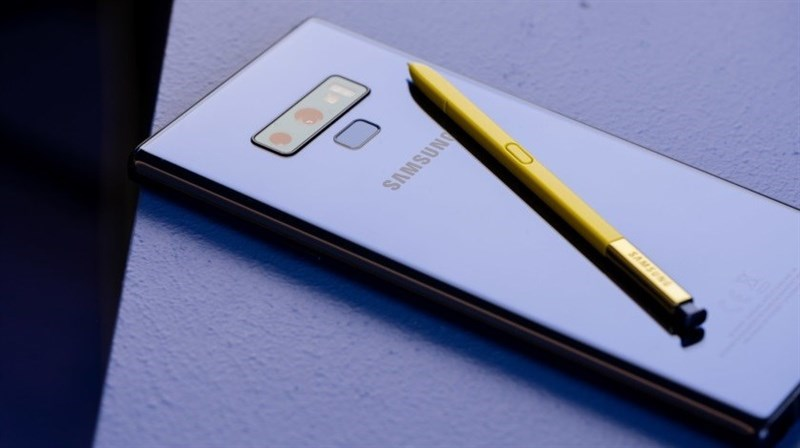 Ưu đãi từ Samsung: Nâng cấp miễn Galaxy Note 9 128GB lên 512GB cho khách hàng đặt trước