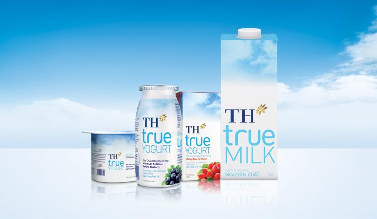 Sữa tươi TH true milk có tốt cho trẻ nhỏ