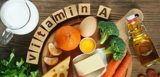 Những thực phẩm giàu vitamin A hàng đầu ai cũng nên biết