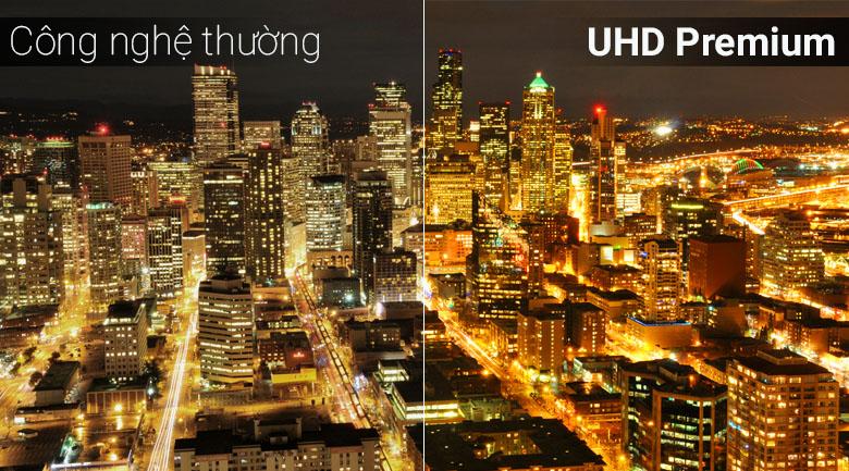Công nghệ UHD Premium trên tivi Samsung