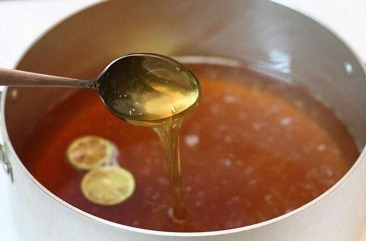 Cách nấu nước đường