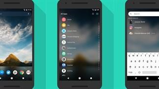 """Tổng hợp những ứng dụng launcher """"đẹp nhất"""" trên Android năm 2018"""