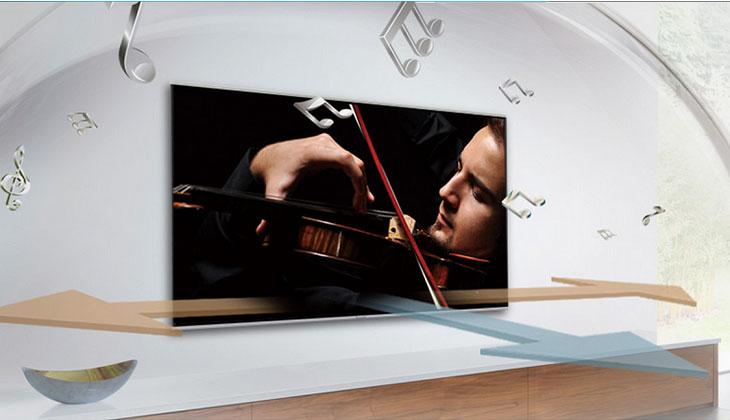 Digital Theatre System Studio Sound hỗ trợ âm thanh siêu trầm