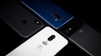"""iPhone 2018 sẽ đối đầu với flagship Android bằng những """"vũ khí"""" gì?"""