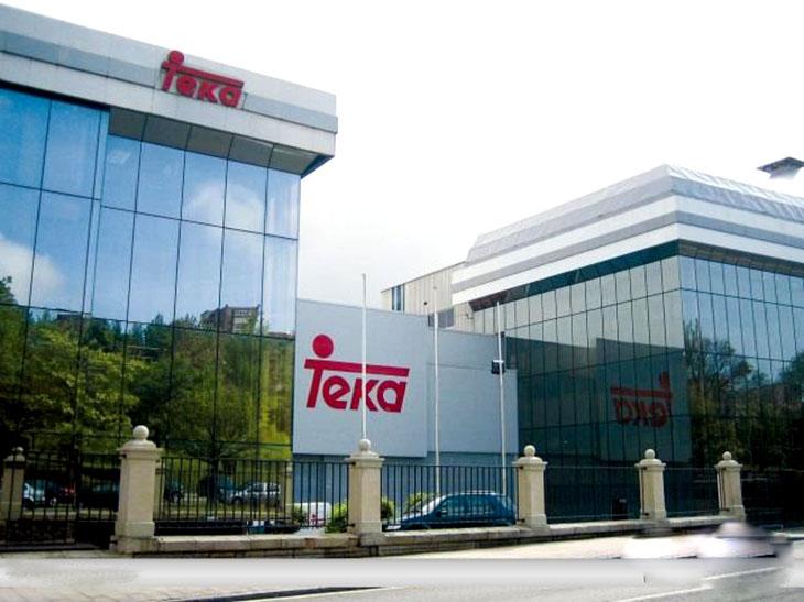 Teka - Thương hiệu của Tây Ban Nha