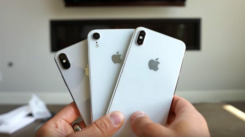 Thành công của iPhone X có thể khiến doanh số iPhone 2019-2020 suy giảm