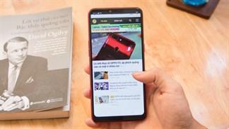 Smartphone tai thỏ giá rẻ OPPO A3s 32GB vừa lên kệ với giá cực tốt