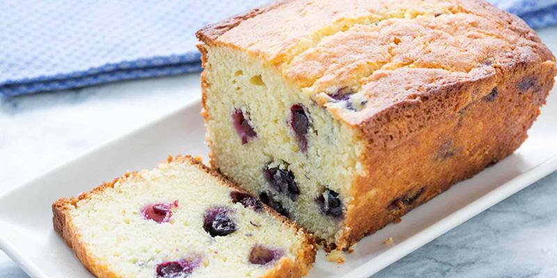 high-fat cake sử dụng bơ cao gấp 2 lần bánh bông lan thông thường khác.