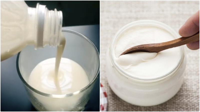 Sự khác nhau của sữa chua ăn và sữa chua uống