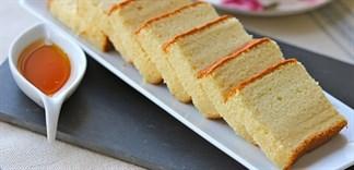 Bí quyết làm bánh bông lan mịn màng xốp nhẹ