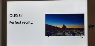 [IFA 2018] Háo hức với mẫu Tivi 8K đầu tiên của Samsung sắp được trình làng