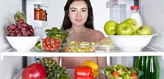 Sử dụng tủ lạnh như thế nào để bảo vệ sức khỏe?