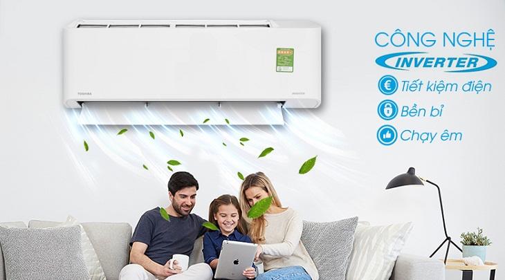 chọn máy lạnh tiết kiệm điện