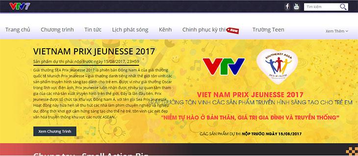Có các ứng dụng và chương trình học tập cho trẻ nhỏ - Vtv7 English
