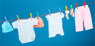 Mẹo xử lý quần áo trắng sáng tinh tại nhà