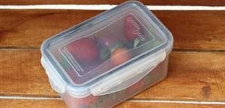 Khi nào bạn nên mua mới hộp nhựa đựng thức ăn?
