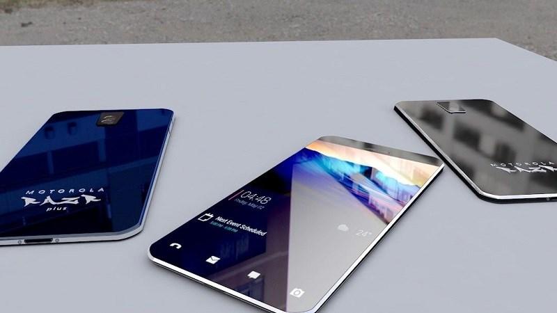 Xuất hiện phiên bản Moto G6 Plus màn hình giọt nước với viền mỏng