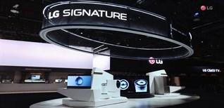 [IFA 2018] LG gây chú ý với loạt thiết bị gia dụng cao cấp, đón đầu xu thế