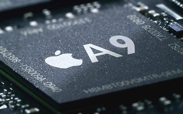 Apple A9 trên điện thoại iPhone