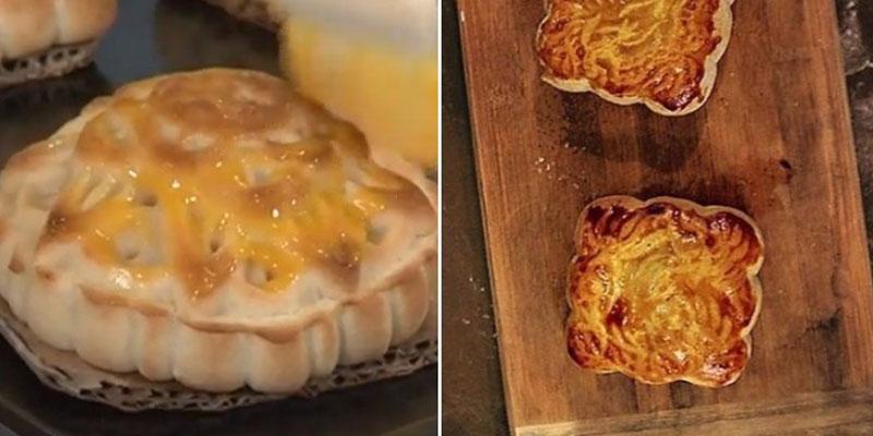 Bánh khó tạo hình, bị chảy xệ khi nướng, không sắc nét