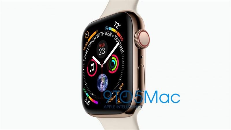 iPhone XS/XS Plus, Apple Watch Series 4 cùng nhau lộ ảnh sắc nét
