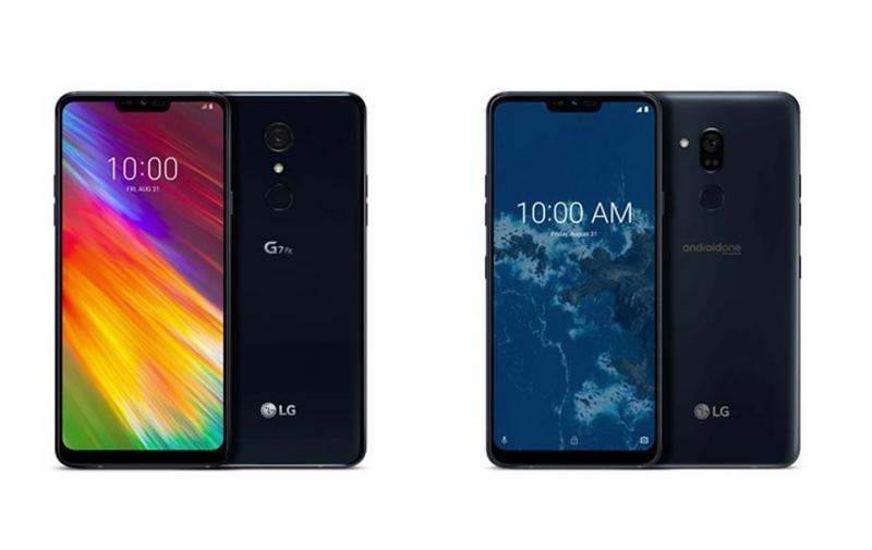LG G7 ONE VÀ LG G7 FIT
