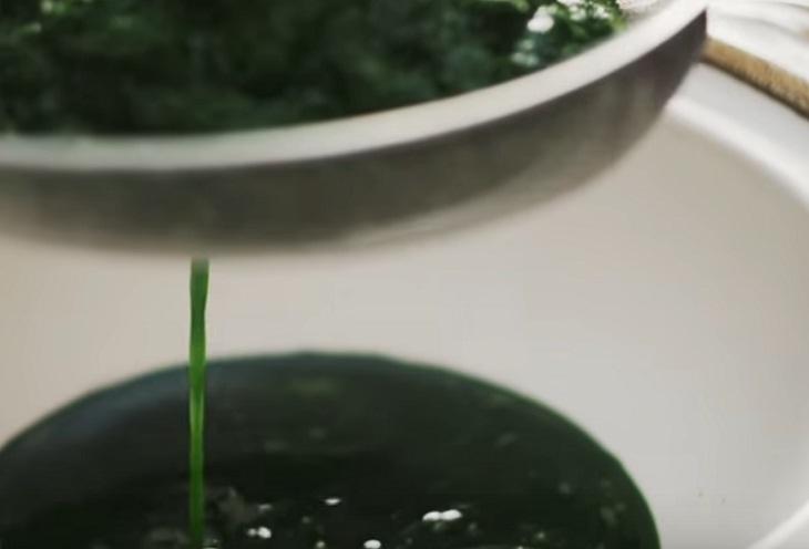 làm nước lá dứa