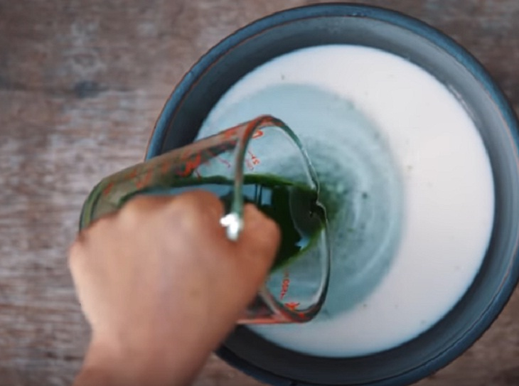 phần bột lá dứa