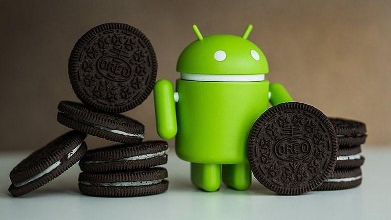 Google thống kê: Android O chiếm 5.7% thị phần, tăng 1.1%