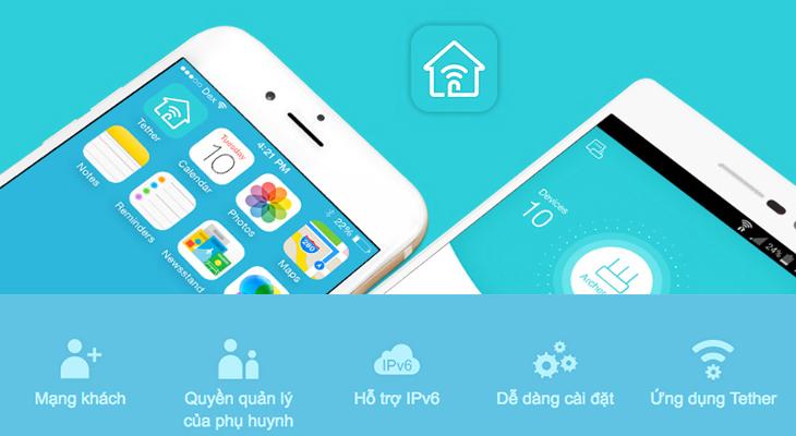 Ứng dụng Mobile quản lí từ xa