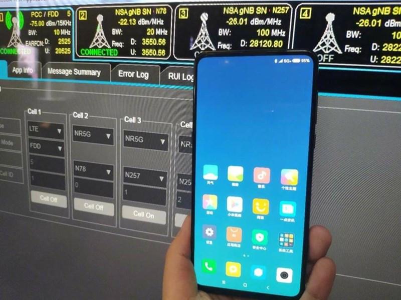Xiaomi Mi MIX 3 lộ video thực tế với camera trượt như Find X