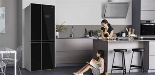 3 tiêu chí chọn mua tủ lạnh cho người bận rộn, ít có thời gian đi chợ