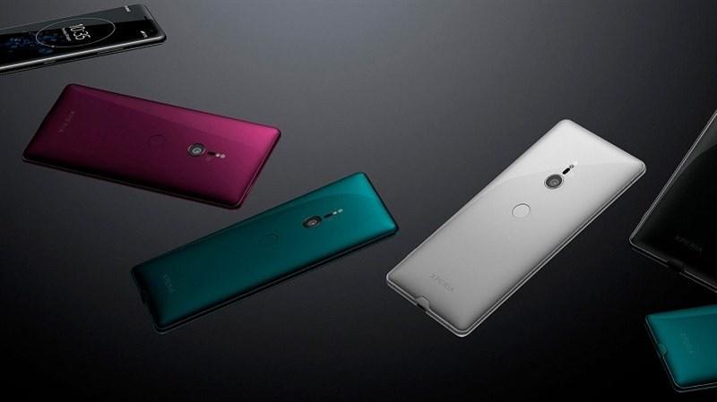Sony Xperia XZ3 với RAM 6GB xuất hiện tại Đài Loan