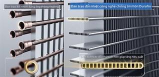 Hệ thống tản nhiệt chống ăn mòn Durafin là gì?