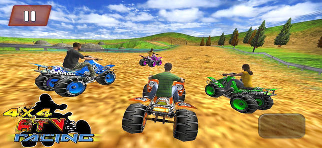 4X4 Atv Offroad Racing Game
