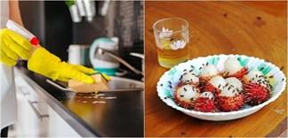 4 mẹo giúp bạn loại bỏ ruồi ra khỏi phòng bếp dễ dàng