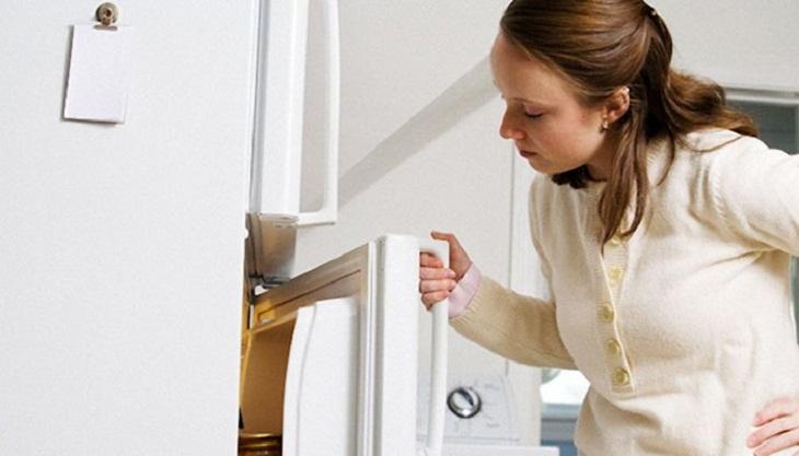 thói quen sử dụng tủ lạnh ngăn đá trên