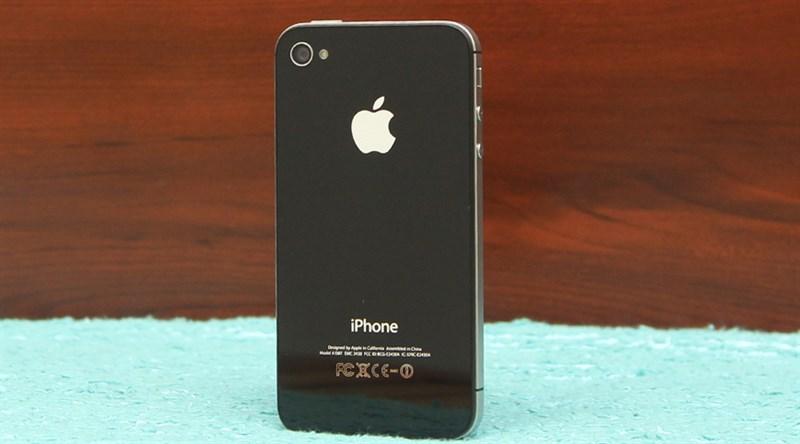 iPhone 4 và iPhone 4s không khác biệt nhiều trong thiết kế